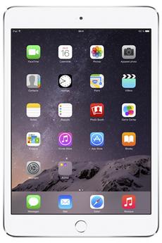 iPad IPAD MINI 3 128 GO WI-FI ARGENT Apple