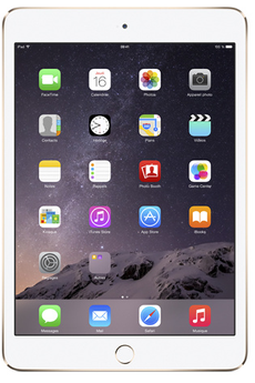 iPad IPAD MINI 3 16GO WI-FI+CELLULAR OR Apple