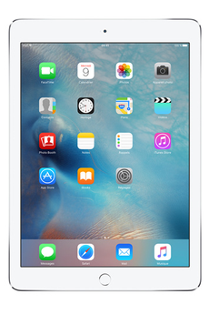 iPad IPAD AIR 2 16 GO WI-FI ARGENT Apple