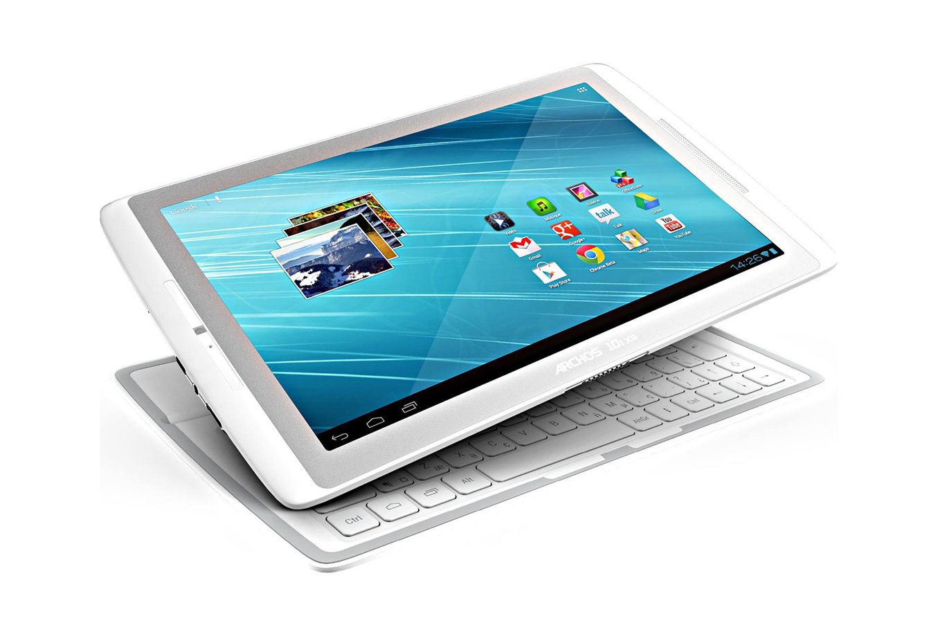 Tablette tactile archos 101 xs g10 16 go clavier - Tablette tactile super u ...