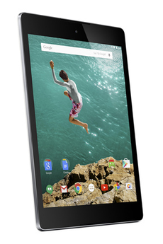 Tablette tactile NEXUS 9 32 Go WIFI Blanc Htc