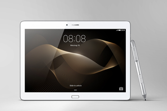 "Tablette tactile MEDIAPAD M2 PREMIUM 10"" WIFI + 4G 64 GO BLANCHE Huawei"