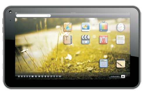 Tablette tactile TM717BLK It Works