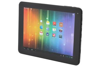 DARTY - Tablette tactile It Works TM801 NOIR ET BLANC