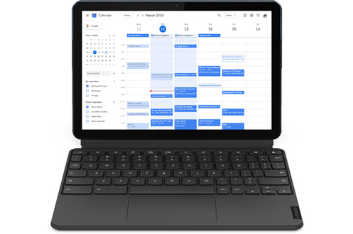 Lenovo Chromebook tactile IdeaPad Duet 10.1