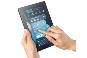 Tablette tactile TAB3 10 PLUS Lenovo