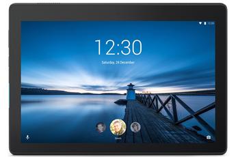 """Tablette tactile Lenovo Tablette E10 10.1"""" 16 Go Wifi Noir"""