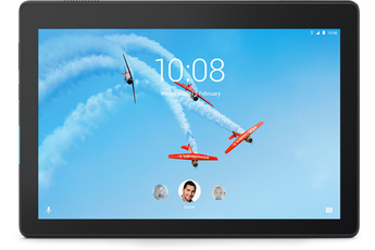 Tablette tactile Lenovo TAB E10 WF 16 BK