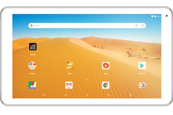 Tablette tactile Logicom Tablette La Tab 115 16Go Blanc