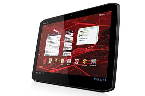 "Tablette tactile XOOM 2 10"" 16Go Motorola"