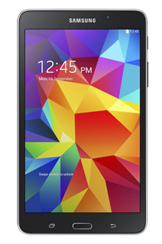 "Tablette tactile Galaxy Tab 4 7"" Noire 8 Go Samsung"