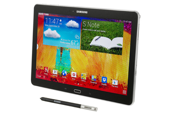 Tablette tactile Galaxy Note 10.1 Edition 2014 WiFi 16Go Noir Samsung
