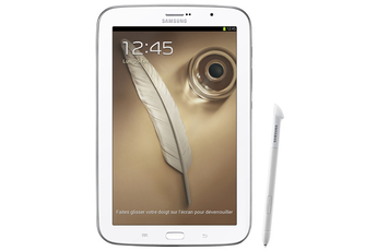 Tablette tactile Samsung Galaxy Note 8.0 16 Go Blanche