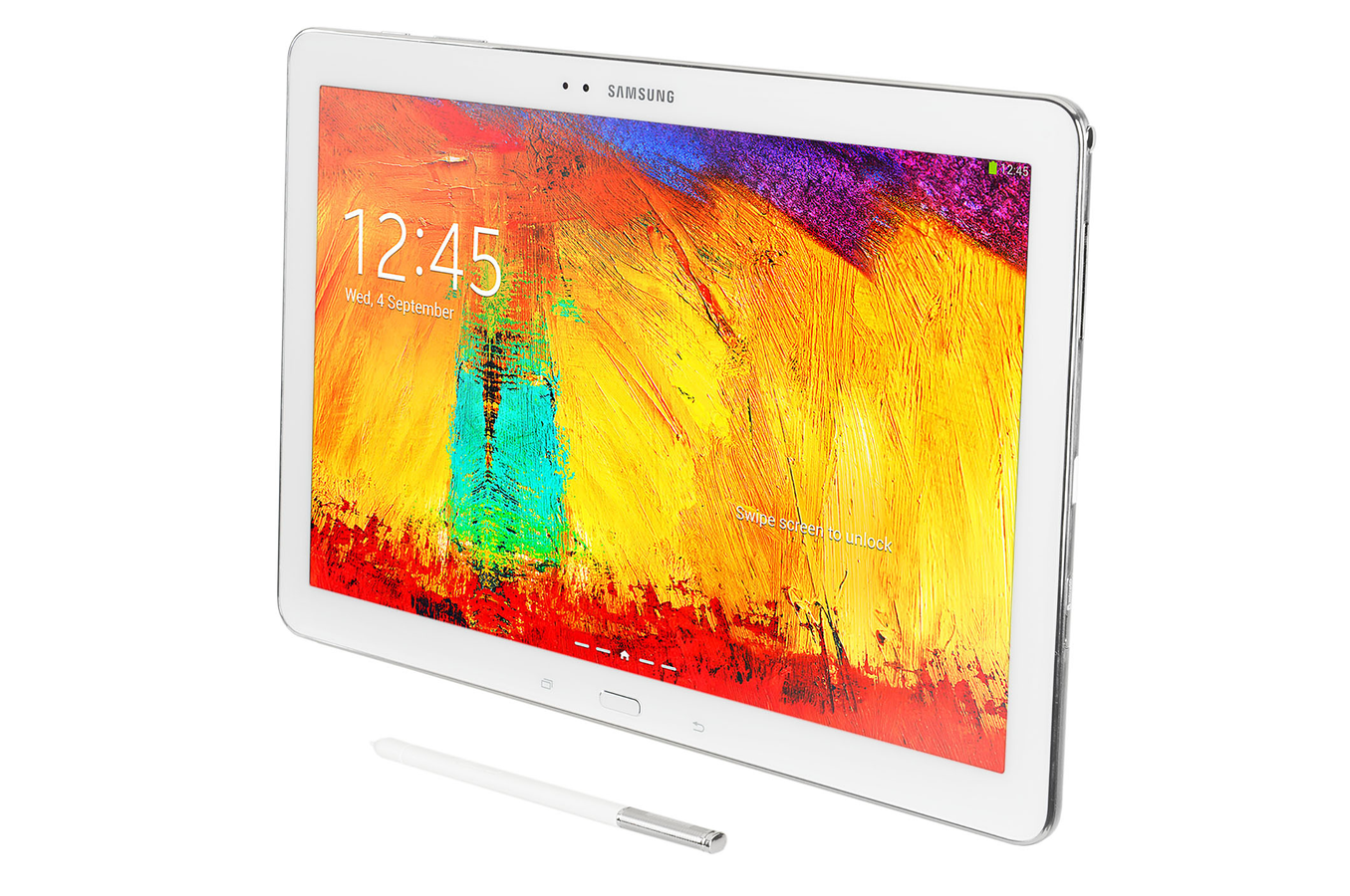 Tablette tactile samsung galaxy note pro 12 2 32go blanc - Darty tablette tactile samsung ...