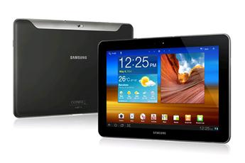 Samsung GALAXY TAB 10.1 WIFI 16 Go NOIR GT-P7510FKDXEF