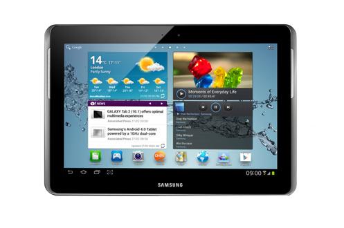 Samsung GALAXY TAB 2 10.1 16 Go ARGENT GT-P5110TSAXEF