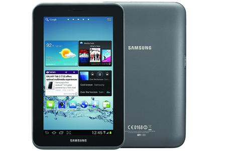 tablette samsung galaxy tab 2 7