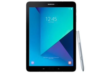 tablette tactile samsung galaxy tab s3 argent 32 go wifi darty. Black Bedroom Furniture Sets. Home Design Ideas