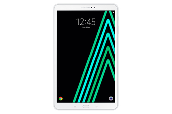 "Tablette tactile GALAXY TAB A 10,1"" BLANCHE 16 GO WIFI + 4G Samsung"