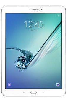 "Tablette tactile GALAXY TAB S2 9,7"" BLANCHE 32 GO WIFI + 4G Samsung"