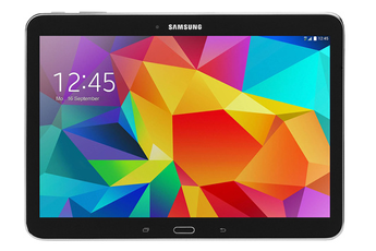 "Tablette tactile Galaxy Tab 4 10.1"" VE noire Samsung"