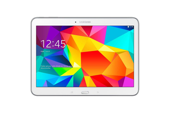 Tablette tactile Galaxy Tab 4 10.1 VE blanche Samsung