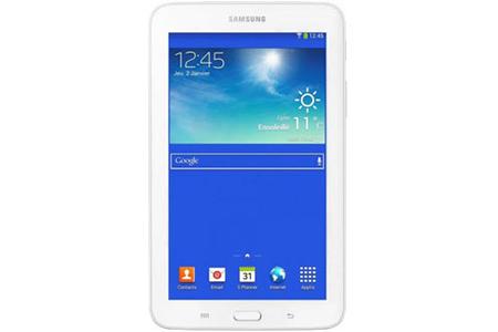 tablette tactile samsung galaxy tab 3 lite 7 blanche 8go. Black Bedroom Furniture Sets. Home Design Ideas
