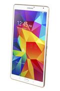 """Samsung Galaxy Tab S 8.4"""" 16 Go Blanche"""