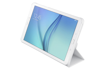 "Tablette tactile GALAXY TAB E 9,6"" BLANCHE 8 GO WIFI + BOOK COVER BLANC Samsung"