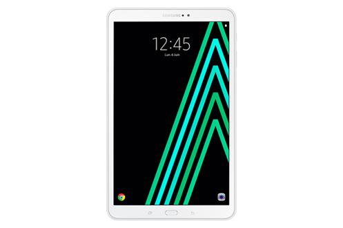 """Ecran capacitif 10.1"""" WUXGA, 1920 x 1200 pixels Processeur Samsung Octo Core 1,6 GHz RAM 2 Go - Capacité 16 Go extensible via slot micro SD Epaisseur : 8,2 mm - Poids : 525 g - Android 6.0 Marshmallow"""