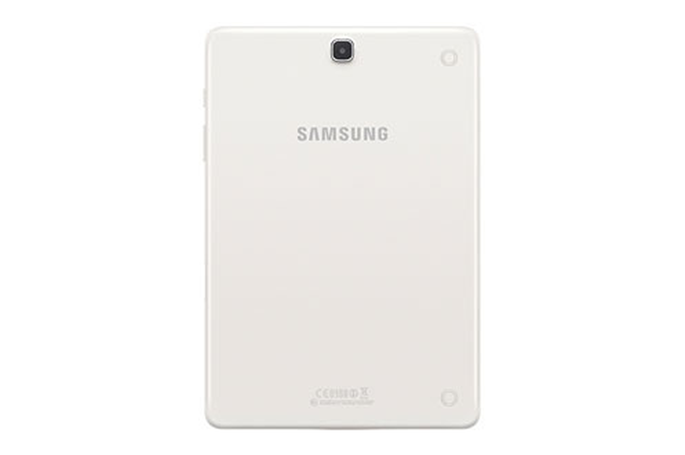 tablette tactile samsung galaxy tab a 9 7 blanche 16 go. Black Bedroom Furniture Sets. Home Design Ideas