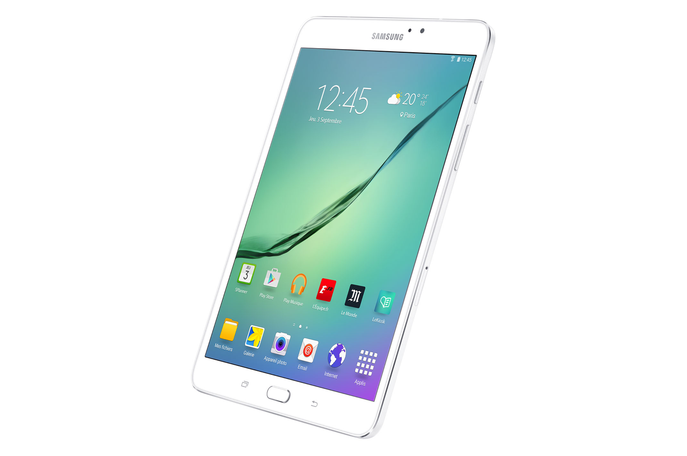 tablette tactile samsung galaxy tab s 2 8 blanche 32 go wifi 4150686 darty. Black Bedroom Furniture Sets. Home Design Ideas