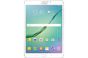 "Tablette tactile GALAXY TAB S2 8"" BLANCHE 32 GO WIFI + 4G Samsung"