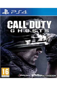 Jeux PS4 CALL OF DUTY : GHOSTS Activision