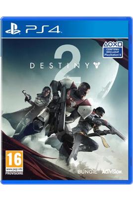 Destiny 2 Edition Standard Pour Playstation 4 et Playstation 4 Pro Disponible le 08/09/2017 Pegi 16 - Tir à la première personne