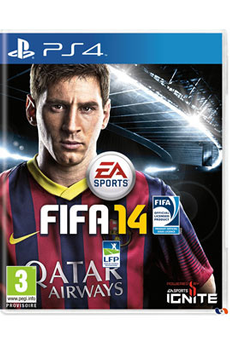 Jeux PS4 FIFA 14 Electronic Arts