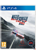 Jeux PS4 Electronic Arts NEED FOR SPEED : RIVALS