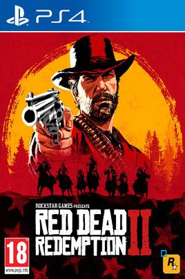 Jeux PS4 Red Dead Redemption 2 Ps4 Rockstar