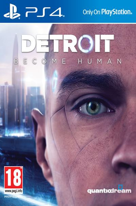 Jeux PS4 DETROIT BECOME HUMAN PS4 Sony