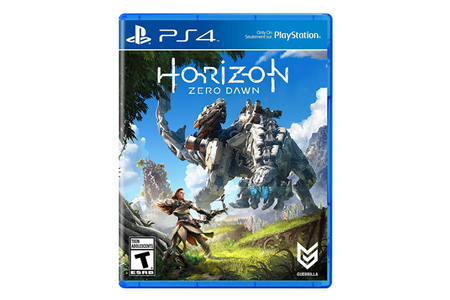 jeux ps4 sony horizon zero dawn darty. Black Bedroom Furniture Sets. Home Design Ideas
