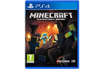 Jeux PS4 MINECRAFT Sony