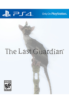 Jeux PS4 THELASTGUARDIAN PS4 Sony