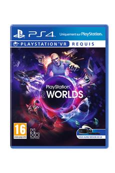 Jeux PS4 VR WORLDS BK Sony