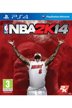 TAKE 2 Jeux PS4 NBA 2K14   PS4 5026555415071
