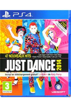 Jeu Playstation 4 - Just Dance 2014