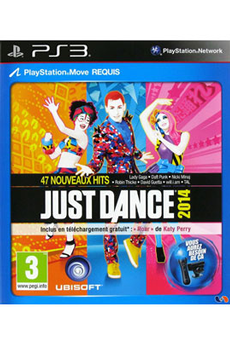 UBI SOFT Jeux PS3 Just dance 2014 PS3 3307215734179