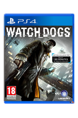 Watch Dogs version D-one