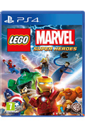 Jeux PS4 Warner LEGO MARVEL : SUPER HEROES