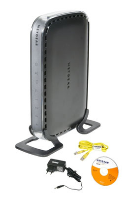 Modem / routeur Wi-Fi WNR1000 N150 Wireless Netgear