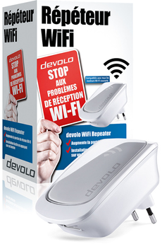 Répéteur WiFi DEVOLO REPETEUR WIFI Devolo